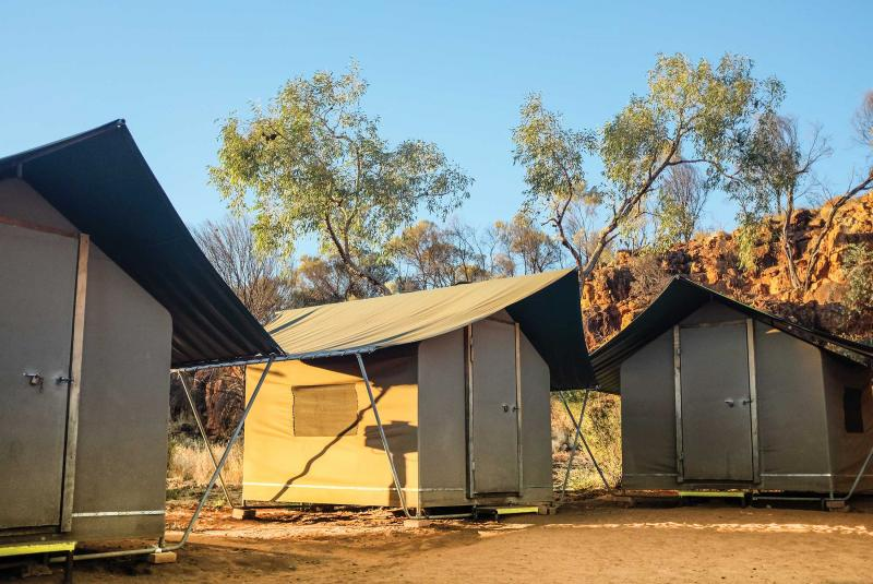 basix accommodation kings canyon northern territory
